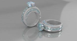 טבעות יהלומים לנשים