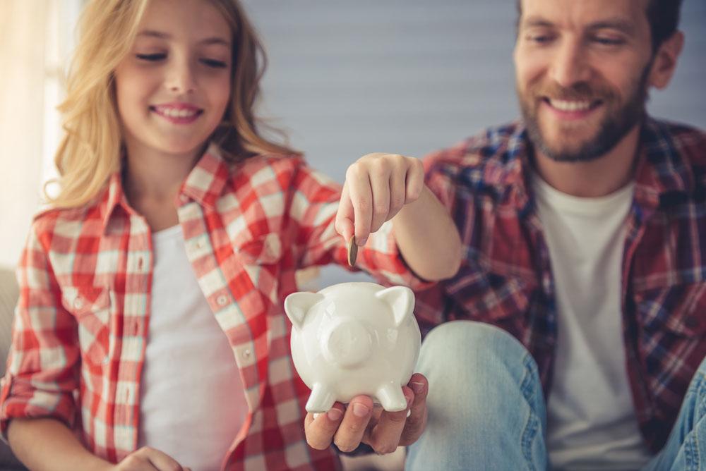 חסכון לכל ילד