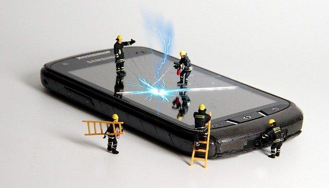 תיקון מסך אייפון